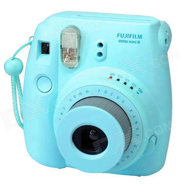 Genuine Fujifilm Instax Mini - Blue (Instant Film)