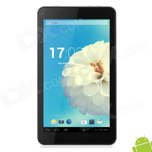 Vido N70S-DZ 7 Android 4.2 Dual-Core Tablet PC w/ 512MB RAM / 8GB ROM - Black + White